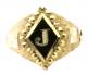 916 Gold Ring