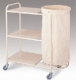 Surgical Linen Changing Cart